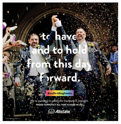Allstate LGBT advertising campaign4