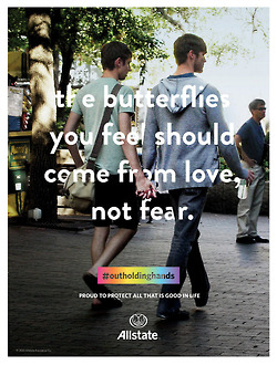Allstate LGBT advertising campaign5