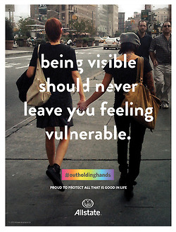 Allstate LGBT advertising campaign6